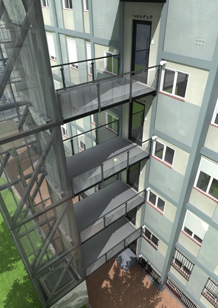 Edificios Cidad Meridiana