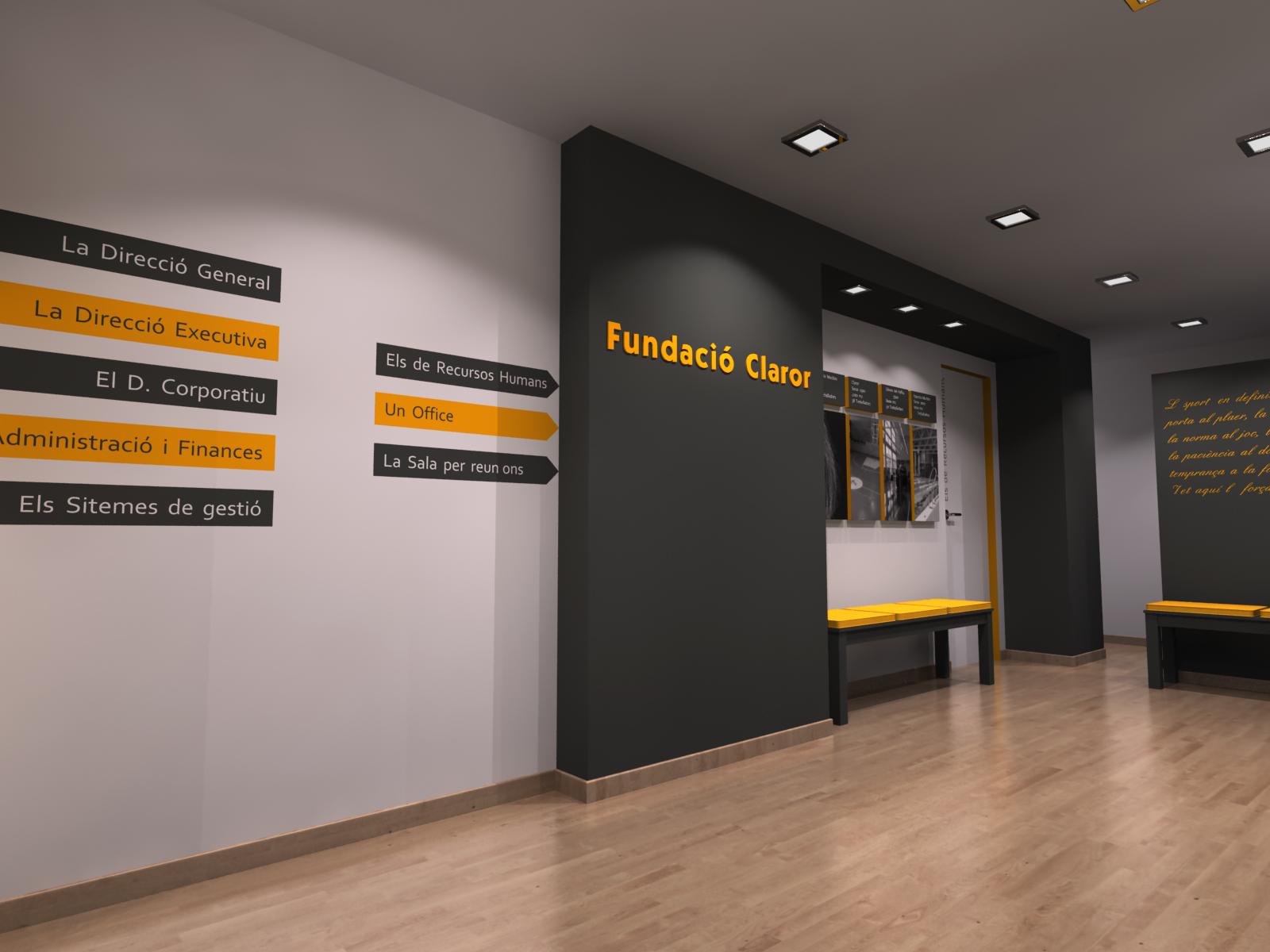 FUNDACIÓ CLAROR - Oficinas Centrales